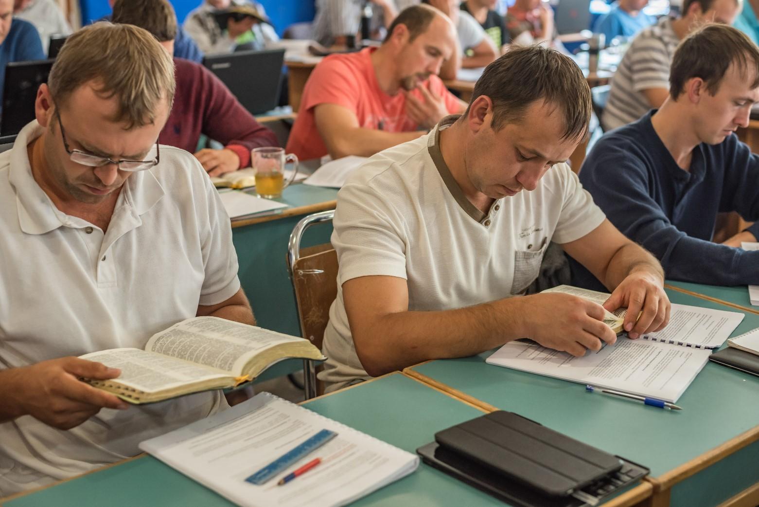 02 Школа Библейской проповеди