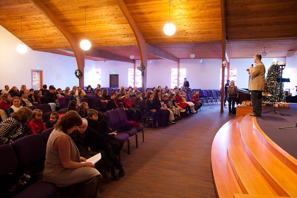 Marchenko congregation